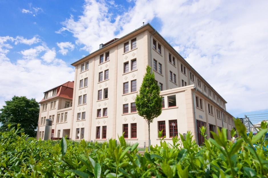 Akademie für Gesundheitsberufe in Wieblingen.