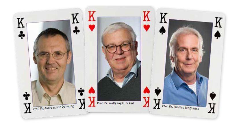 Bild aus KlinikTicker mit den drei Königen