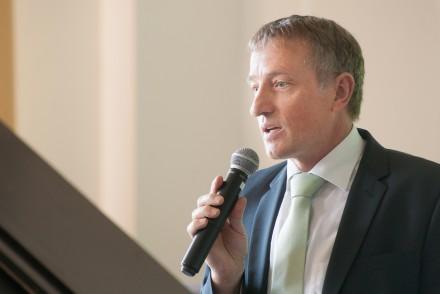 Akademieleiter Frank Stawinski sieht die AfG gut aufgestellt.
