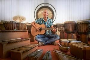 Musiktherapeut Klaus Bensching