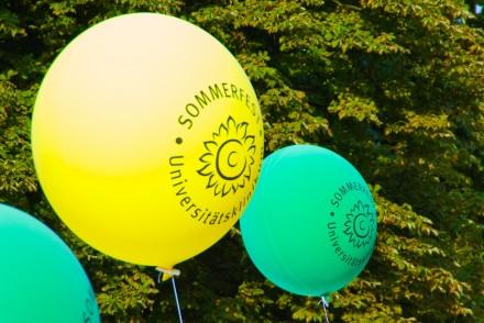 Sommerfest Luftballons