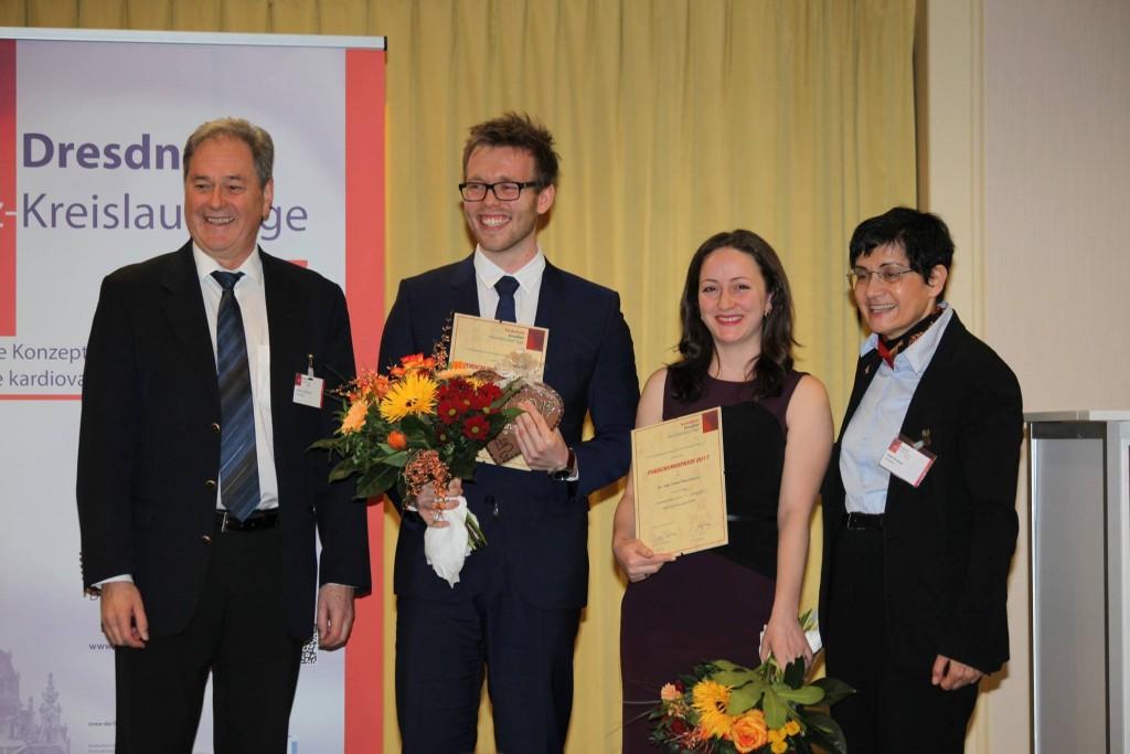 Dr. Elham Kayvanpour_Dresdner Forschungspreis für Kardiologie_Ärztin