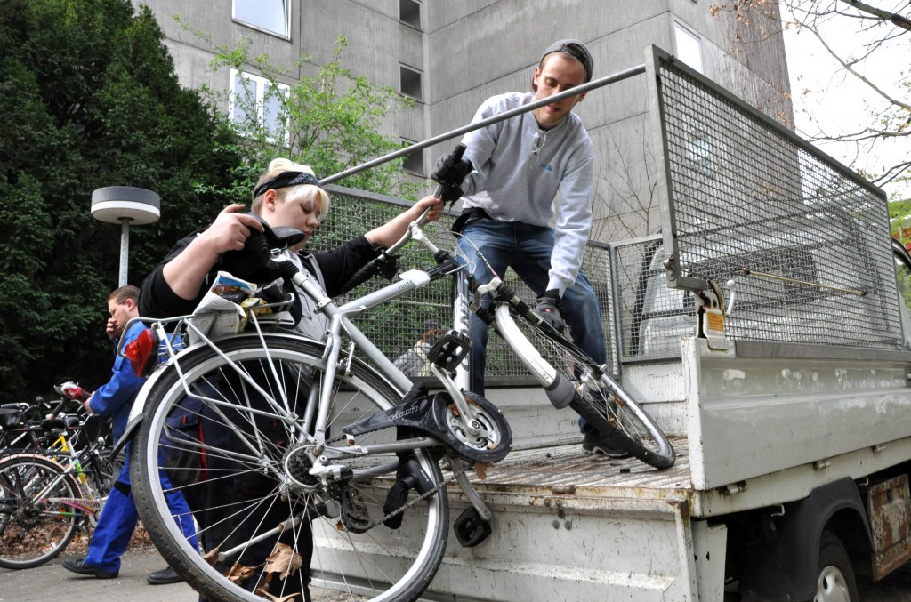 170403_Fahrradsammelaktion_Uniklinik_2017_5